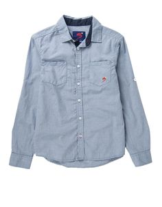 Food, Home, Clothing & General Merchandise available online! Denim Button Up, Button Up Shirts, Shirt Dress, Check, Mens Tops, Cotton, Clothes, Dresses, Fashion