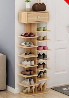 Whichever shoe storage ideas you choose in consider not only their functionality, but also their home decor wow factor.f you love the industrial décor look, this is a great DIY shoe rack to…Daha fazlası