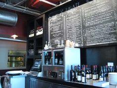 Palate Food & Wine, Glendale, CA