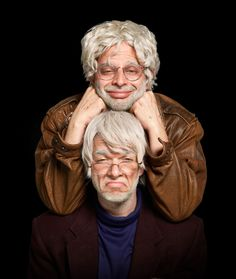 John Mulaney and Nick Kroll bring these two old jerks to Broadway this fall.
