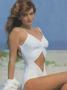 I'll see your 80's models and raise you Paulina Porizkova '84