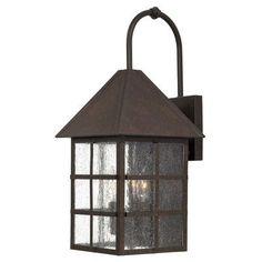 Great Outdoors by Minka Townsend 3 Light Outdoor Wall Lantern