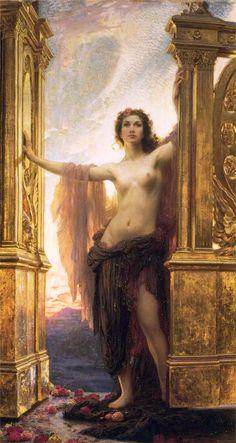 The Gates of Dawn by Herbert James Draper