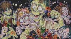 …Susan Roberts Zombies Like Candy