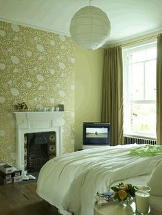 green bedroom like paint color for spare bedroom