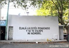 Ojalá... Frases Cliche, Reality Check Quotes, Take A Smile, More Than Words, Spanish Quotes, Movie Quotes, Decir No, Letter Board, Lol