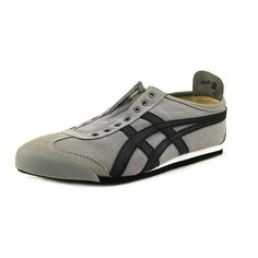 ba4b696fde9 Onitsuka Tiger by Asics Mexico 66 Slip-On Textile Sneakers Shoes