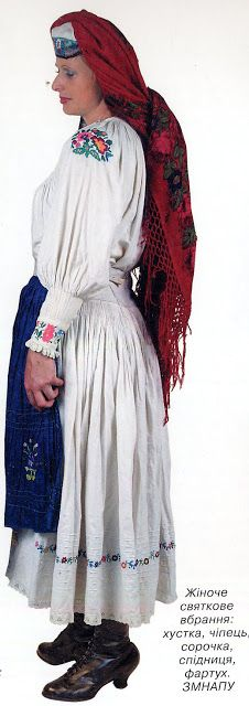 FolkCostume&Embroidery: January 2013