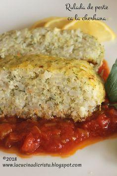 La cucina di Cristina: Polpettone di pesce e riso  - Rulada de peste ca l... Meatloaf, Blog, Blogging