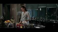 Mr. and Mrs Smith film house kitchen