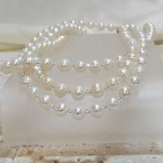 Check out this item in my Etsy shop https://www.etsy.com/listing/200130489/natural-long-victorian-freshwater-pearl