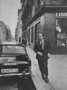 Francois Mitterand by Raymond Depardon