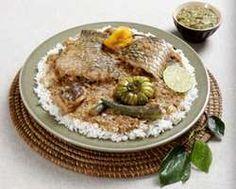 Originaire de Casamance, le Caldou est un plat à base de poisson avec une sauce qui se rapproche de la soupe