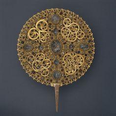 Liturgical Fan | German (Hildesheim) | The Met