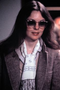 Diane Keaton / / More visual inspiration on Interiorator.com - transmitting tomorrow's trends today. http://www.interiorator.com