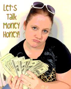 "Let's talk Money Honey...  great money posts & AMAZING bill paying system ""MUH BILL BOOK""  www.MommyEdwards.com"