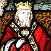 King Aethelwulf of Wessex (795 - 858)