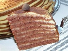 VK is the largest European social network with more than 100 million active users. My Recipes, Baking Recipes, Cake Recipes, Malteser Cake, Bolet, Chocolate Heaven, Food Cakes, Cream Cake, Amazing Cakes