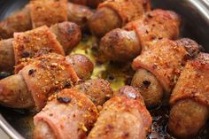 The Great British Butcher: Recipe: Christmas Dinner - Pigs In Blankets, Roasties & Stuffing