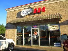 Pippins BBQ, Covington GA | Marie, Let's Eat!