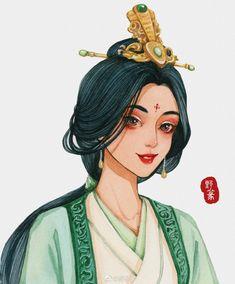 Khi các nàng công chúa Disney xuyên không đến Trung Quốc thời cổ đại Disney Princess Facts, Disney Fun Facts, Princess Art, Cute Disney, Princess Quotes, Disney E Dreamworks, Disney Pixar, Walt Disney, Disney Movies To Watch