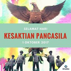 Selamat Hari Kesaktian Pancasila 🙎🏼♂️💁🏼♂️🤷🏽♂️🙋🏻♂️🤷🏽♂️💁🏼♂️🙎🏾♂️ | #ilmugoquotes #quotesoftheday #quotes #entrepreneur #startupworld #startup #business #corporate #company #visualcapitalist #infographic #mindblown #facts #indonesia #onlinecourse #education #learning #capitalist #investor #government #unicorn #news #influencer #countries #market #value #trending #industry #technology #sharing