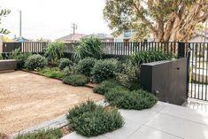 Organic Gardening For Dummies Code: 4706304786 Australian Garden Design, Australian Native Garden, Contemporary Garden Design, Outdoor Landscaping, Front Yard Landscaping, Landscaping Ideas, Farm Gardens, Outdoor Gardens, Native Gardens
