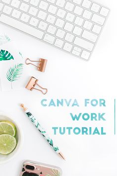 Canva for work tutorial