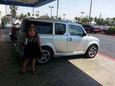 Congratulations Melissa and Mike on your new 2007 Honda Element from Steven, Ray and the Findlay Honda Henderson Family!
