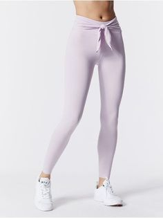 Ursa Leggings in Lilac by Free People Movement from Yoga Outfits, Legging Outfits, Yoga Pants Outfit, Womens Workout Outfits, Sporty Outfits, Retro Outfits, Cute Outfits, Girls In Leggings, Girls Jeans