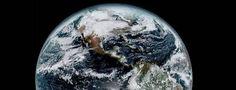 Earth seen from space -  Earth Data: Radius: 3,959 miles (6,371 km) Surface area: 196.94 million sq miles (510.07 million km²) Orbital distance: 92.96 million miles (149.60 million km) Orbital order: 3 Orbital period: 365.26 days Gravity: 32.09 feet/s² (9.78 m/s²)