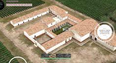 gallo roman architecture - Recherche Google