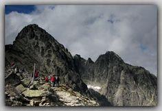 Slovakia, High Tatras - Lomnica saddle