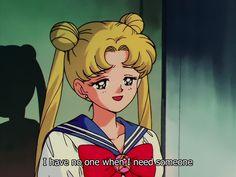 a few minutes Sailor Moon Quotes, Sailor Moon Funny, Arte Sailor Moon, Sailor Moon Aesthetic, Aesthetic Anime, Old Anime, Manga Anime, Sailor Moon Personajes, Sailor Moon Screencaps