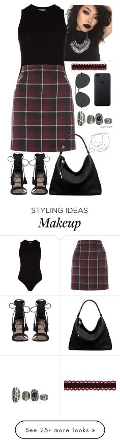 """""""Untitled #567"""" by jojomix on Polyvore featuring Getting Back To Square One, Zimmermann and Michael Kors"""