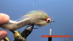 Tying a simple but very effective streamer pattern- the Simple Rabbit Strip.