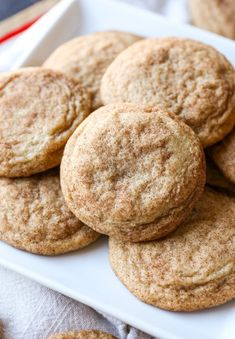 The BEST Snickerdoodle Cookies Recipe EVER! I am sharing all the behind the scenes tips and tricks to making the most popular cookie recipe on my site!! #cookiesandcups #snickerdoodles #cookierecipe #cookies #cinnamon #snickerdoodlerecipe Popular Cookie Recipe, Cookie Recipes, Dessert Recipes, Cinnamon Roll Cookies, Toffee Cookies, Cinnamon Rolls, Best Snickerdoodle Cookies, Kentucky Butter Cake, Rice Krispy Treats Recipe