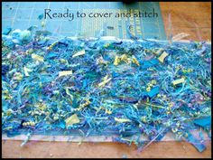 Mokuba Free Lace Tutorial by Carla Barrett The picture on the top reflects a finished scarf, however, this product can be used to create a variety of fiber projects including a purse, wearable art,…