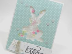 Easter Bunny Card - Start-To-Finish #20