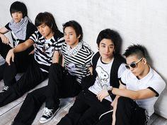 BIGBANG way back when