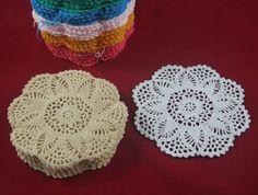free vintage crochet doily patterns - Google Search                                                                                                                                                                                 More