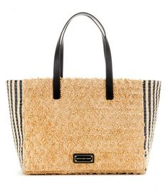 Love this: MARC BY MARC JACOBS Tinas Raffia Tote @Lyst