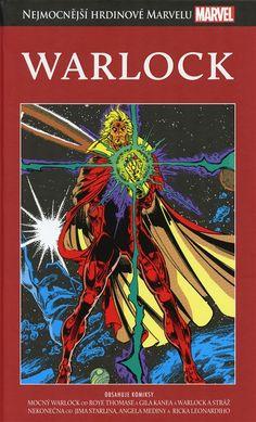 Nejmocnější hrdinové Marvelu 034: Warlock (34)