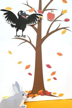 Nyomtatható bábok Szutyejev: Az alma c. meséjéhez   Játsszunk együtt! Projects For Kids, Snowman, Kindergarten, Disney Characters, Fictional Characters, Home Decor, Games, Short Stories, Kids Service Projects