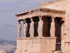Athens,The Caryatids
