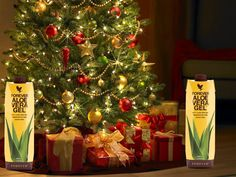 Forever Aloe, Forever Living Products, Aloe Vera, Healthy Lifestyle, Pasta, Christmas Tree, India, Facebook, Holiday Decor