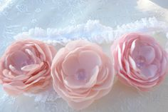 Flower Brooch-Sweet Pink Flower Hair Clip Pink Flower Fascinator-Pink Flower Headband-Pink Flower Clip-Pink Flower-Photography Prop