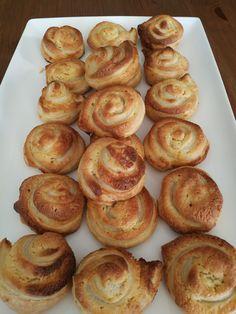 Découvrez les recettes Cooking Chef et partagez vos astuces et idées avec le Club pour profiter de vos avantages. http://www.cooking-chef.fr/espace-recettes/desserts-entremets-gateaux/mini-galettes-des-rois-roulees