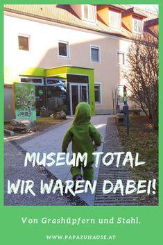 MUSEUM TOTAL bedeutet 1 Ticket für 9 Museen an 4 Tagen. Wir waren bei dieser tollen Aktion des Linz Tourismus gerne dabei! Zumindest teilweise.     #museumtotal #visitlinz #linz #linztourismus #oberösterreich #ausflugsziel #schlossmuseum #voestalpinestahlwelt #gaudimax #museum #linzer #stahlstadt #papablog #elternblogger #blogger Ticket, Basking Shark, Daddy And Son, Father And Baby, Linz, Family Life, Playground, Tourism, Travel Report