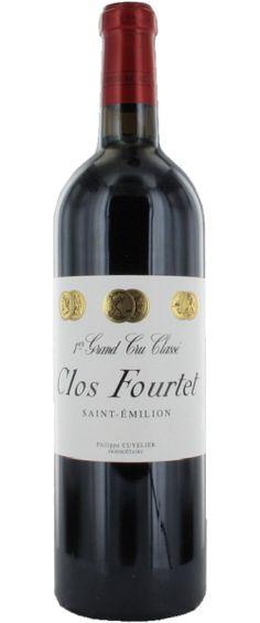 Clos Fourtet 2012 - 1er Grand Cru Classé de Saint-Emilion - 17/20 : Un Clos Fourtet dense et compact avec du moelleux, une belle longueur, du fruit, l'élégance d'un vin du plateau En savoir plus : http://avis-vin.lefigaro.fr/vins-champagne/bordeaux/rive-droite/saint-emilion-grand-cru/d17425-chateau-clos-fourtet/v17426-clos-fourtet/vin-rouge/2012#ixzz3G6j1GzeZ
